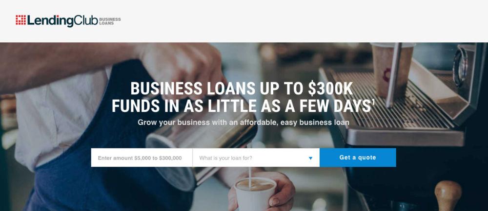 LendingClub Business Loan Review