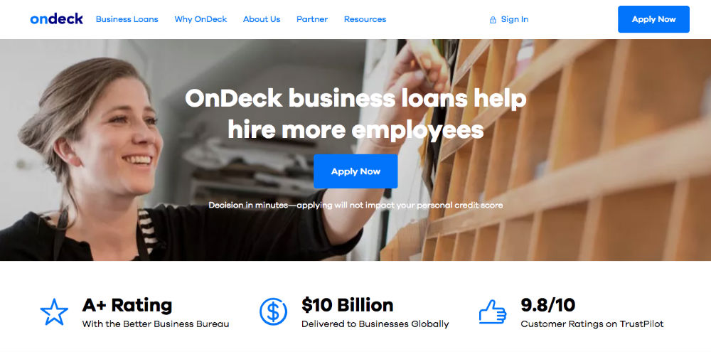 OnDeck Review