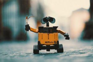 Chatbots banking humanoids AI