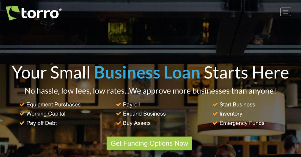 Torro Business Loan Review