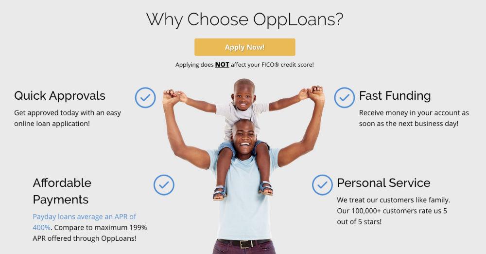 Why Choose Opploans
